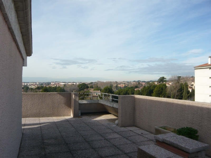 Rental apartment Aix en provence 684€ CC - Picture 1