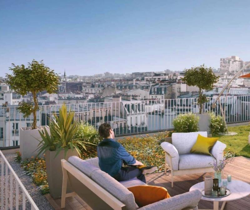 出售 公寓 Paris 18ème 665000€ - 照片 1