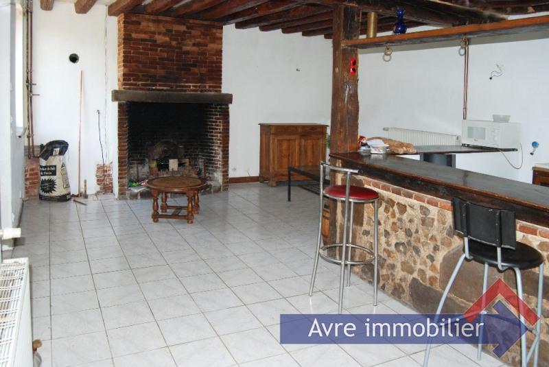 Vente maison / villa Verneuil d'avre et d'iton 118000€ - Photo 4