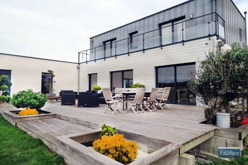 Verkoop van prestige  huis Anneville sur mer 640000€ - Foto 10