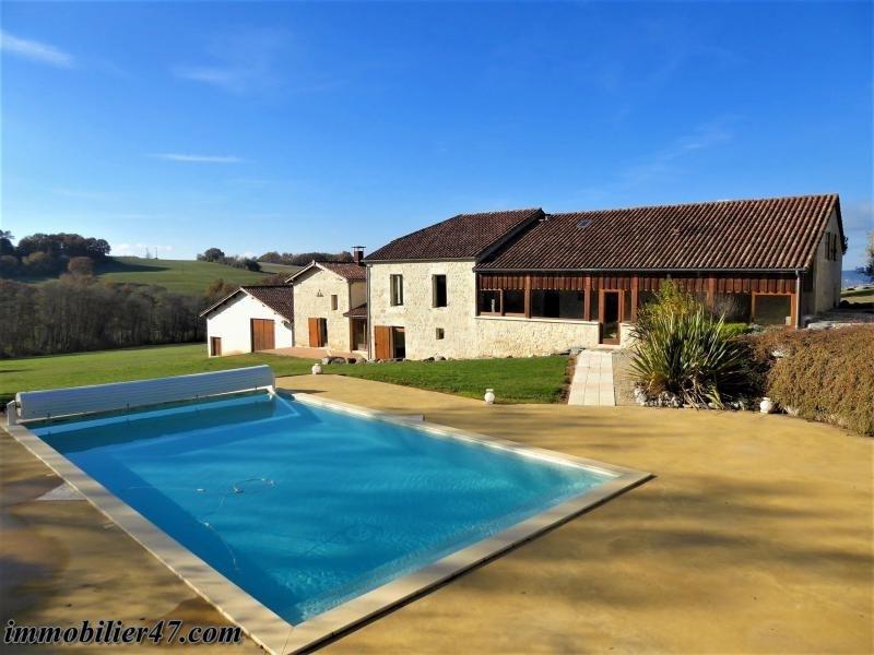 Vente de prestige maison / villa Prayssas 540000€ - Photo 1