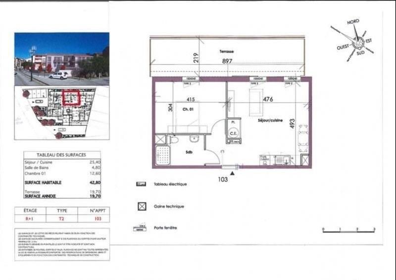 Sale apartment Collioure 231360€ - Picture 3