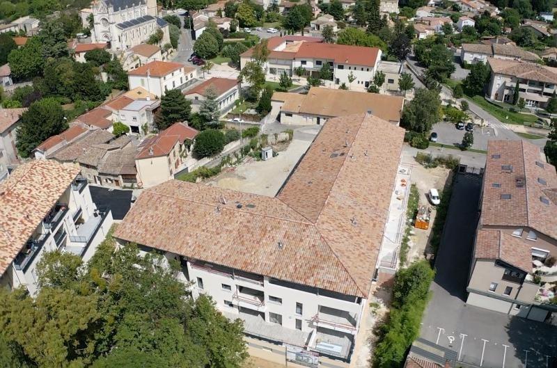 Vente de prestige appartement Montelier 250000€ - Photo 2