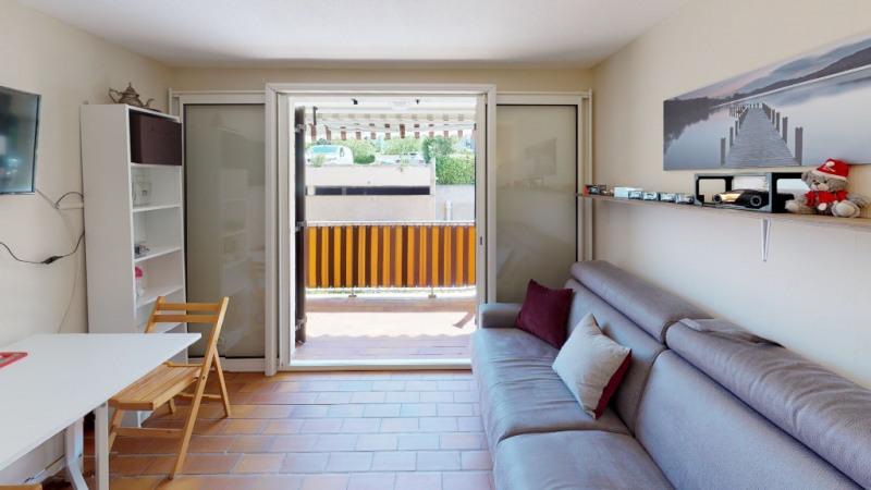 Location vacances appartement Saint cyr sur mer 460€ - Photo 5