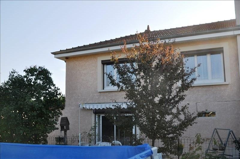 Sale house / villa St maurice l exil 167000€ - Picture 1