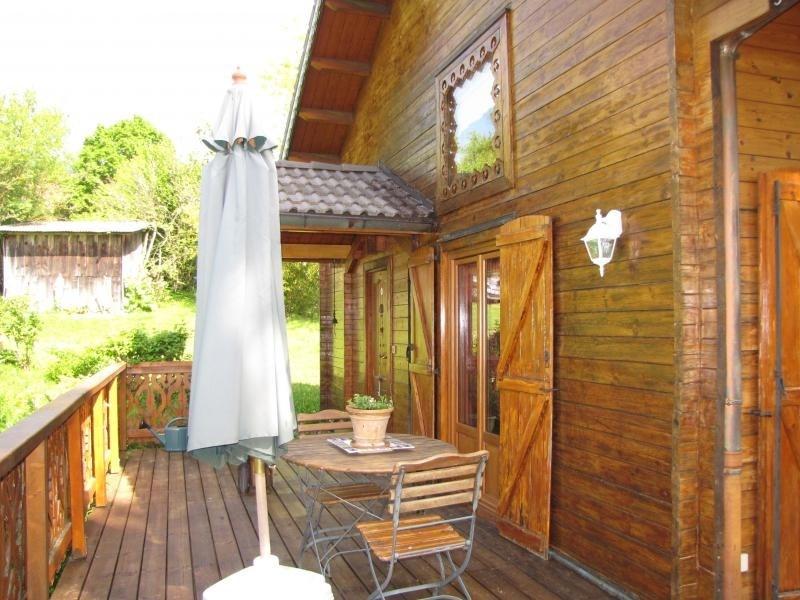 Venta  casa Le sappey 399000€ - Fotografía 7