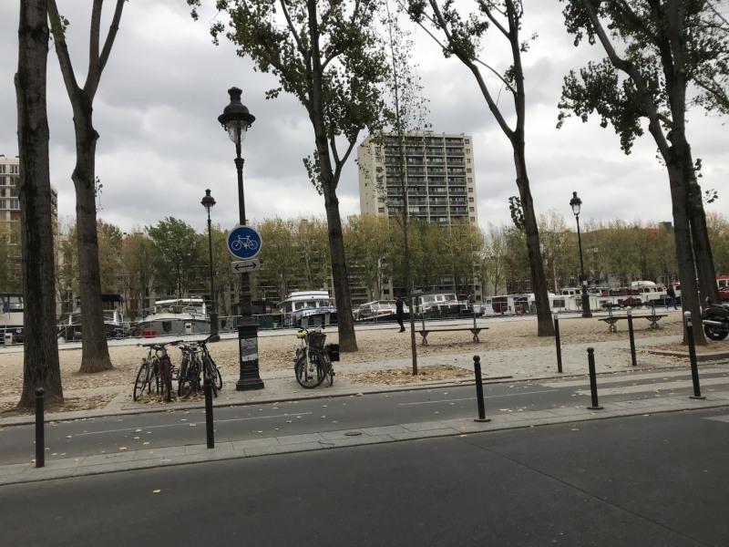 Rental apartment Paris 19ème 1800€ CC - Picture 1