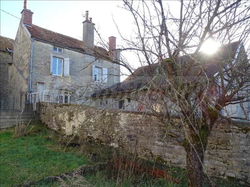 Sale house / villa Voulaines les templiers 102500€ - Picture 12
