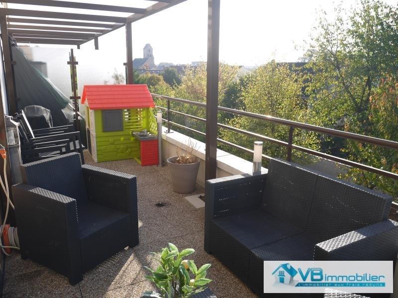 Vente appartement Morangis 249000€ - Photo 2