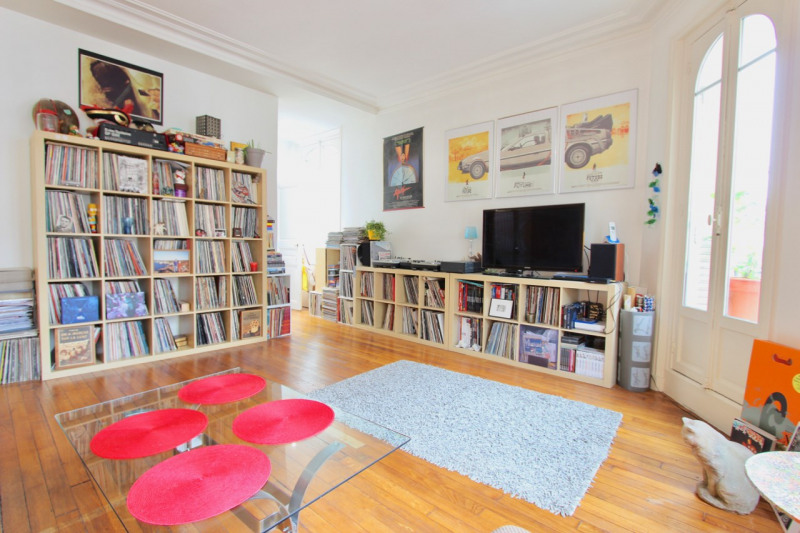 Vendita appartamento Paris 2ème 640000€ - Fotografia 4