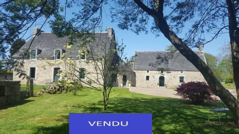 Deluxe sale house / villa Fouesnant 770 000€ - Picture 1