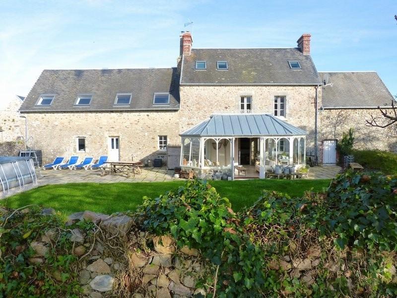 Sale house / villa Gouville sur mer 338500€ - Picture 1