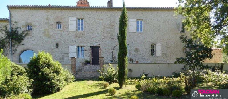 Deluxe sale house / villa Villefranche de lauragais secteur 676000€ - Picture 8