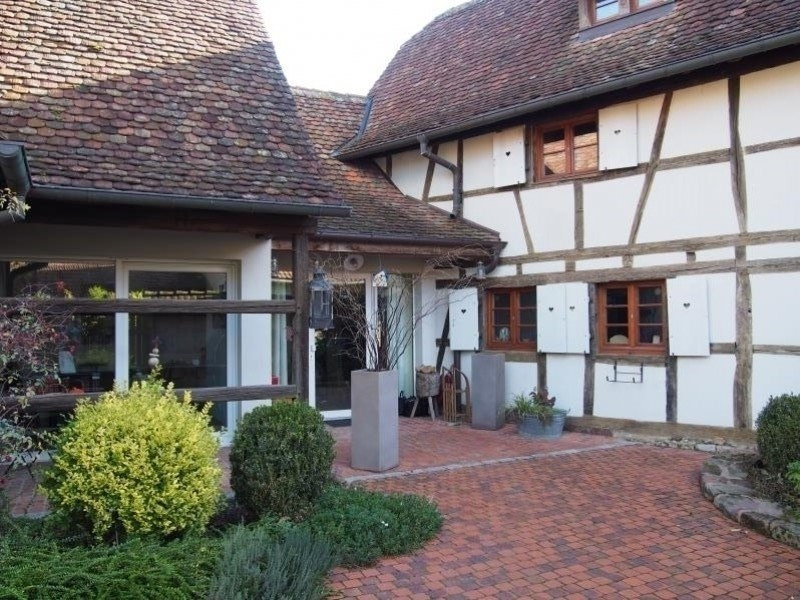 Vente de prestige maison / villa Olwisheim 730000€ - Photo 1