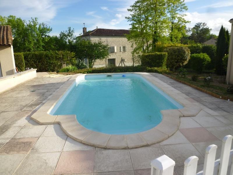 Location maison / villa Salles d'angles 1115€ CC - Photo 7