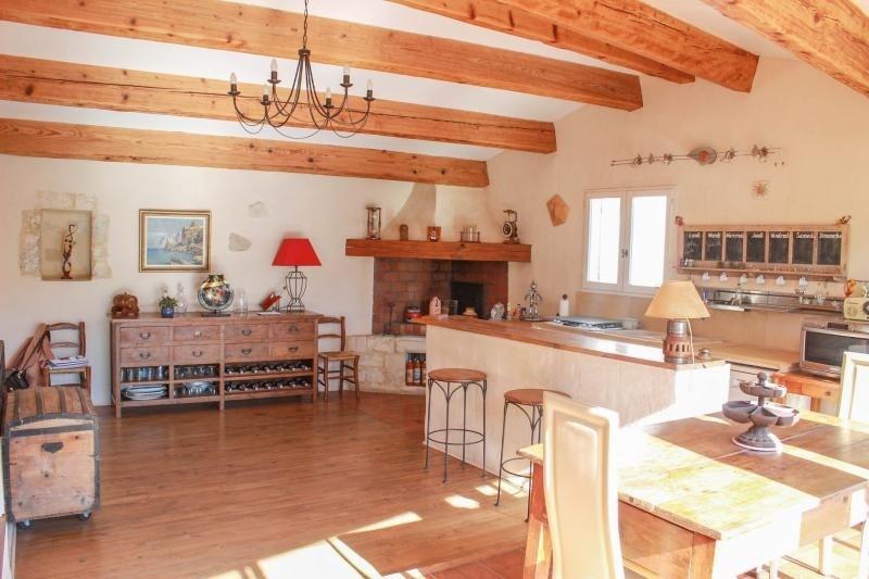 Vente de prestige maison / villa Villeneuve les avignon 522000€ - Photo 3