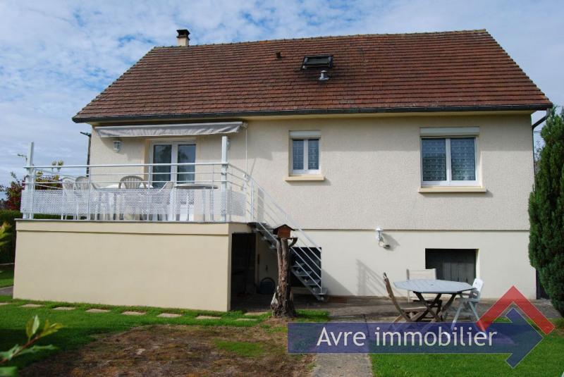 Vente maison / villa Verneuil d'avre et d'iton 165000€ - Photo 1
