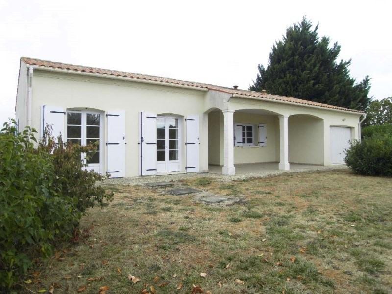 Rental house / villa Germignac 800€ +CH - Picture 1