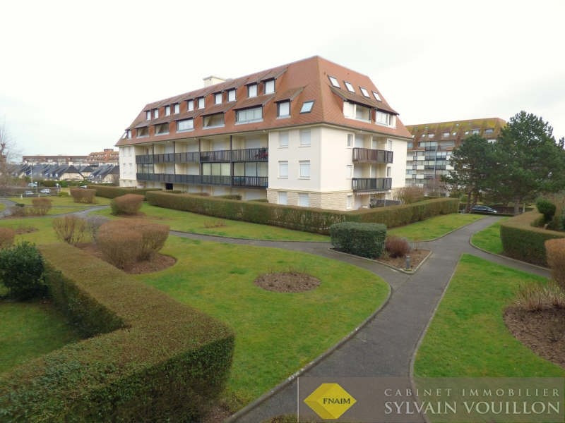 Vente appartement Villers-sur-mer 64 900€ - Photo 1