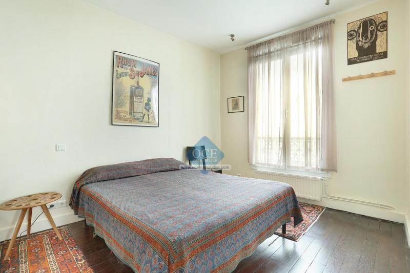 Vente de prestige appartement Paris 3ème 1075000€ - Photo 4