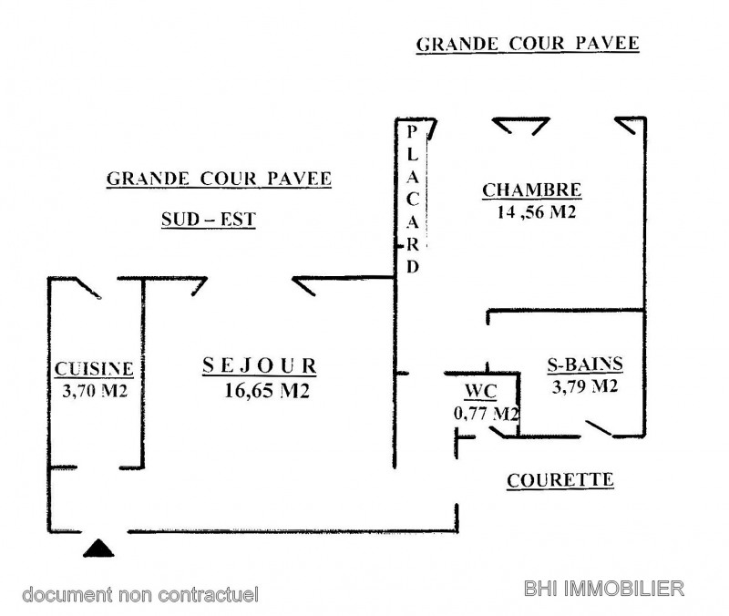 Sale apartment Paris 5ème 473 000€ - Picture 6