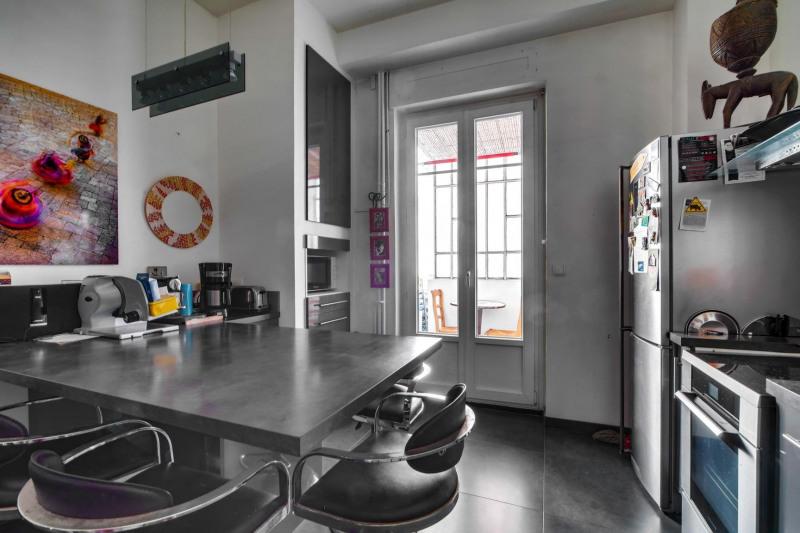 Vente de prestige appartement Lyon 6ème 870000€ - Photo 6