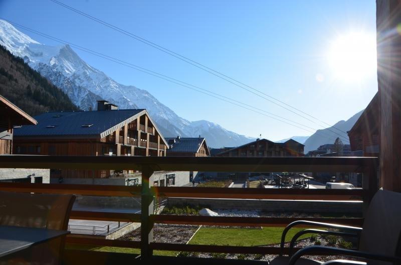 Vente de prestige appartement Chamonix mont blanc 490000€ - Photo 7