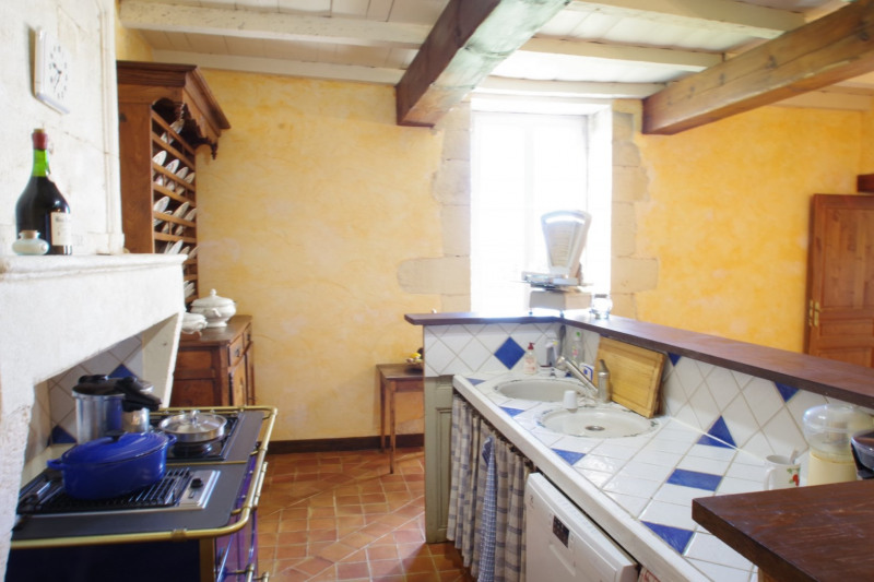 Vendita casa Cire d'aunis 436800€ - Fotografia 7