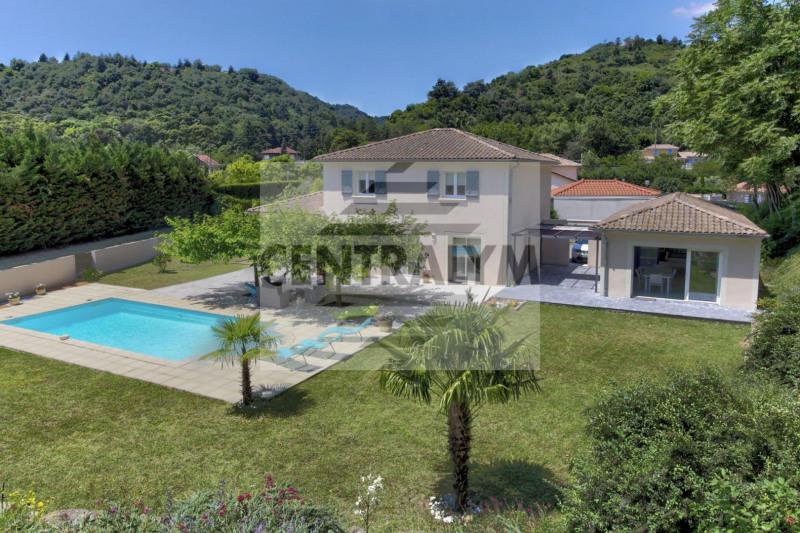 Vente de prestige maison / villa Sainte-colombe-lès-vienne 546000€ - Photo 4