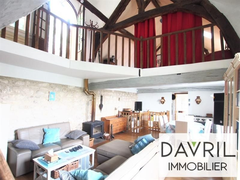 Sale house / villa Conflans ste honorine 499000€ - Picture 2