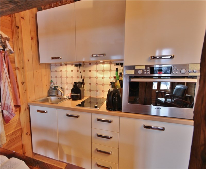 Vente de prestige appartement Val d isere 490 000€ - Photo 4