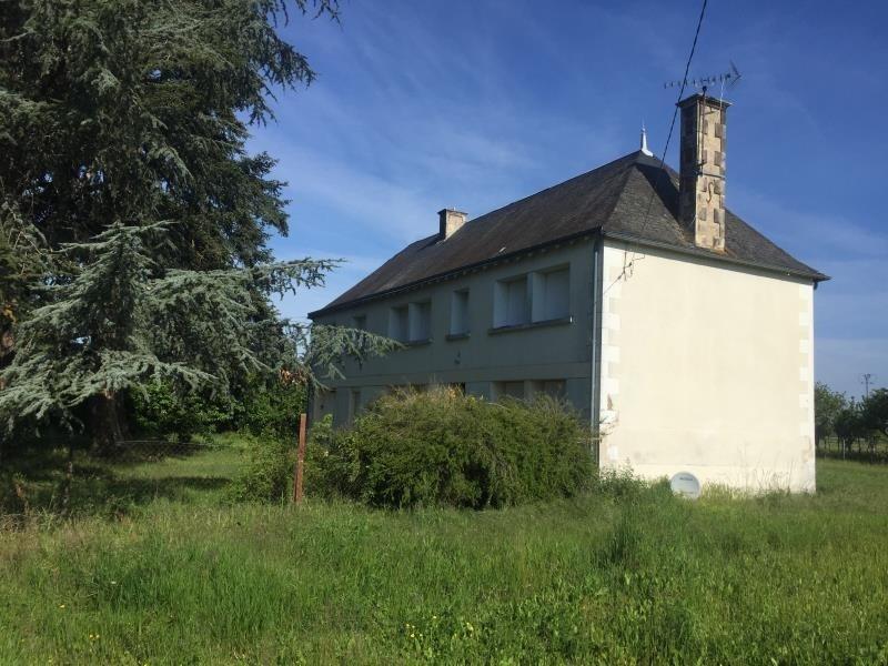 Vente maison / villa Civaux 106500€ - Photo 1
