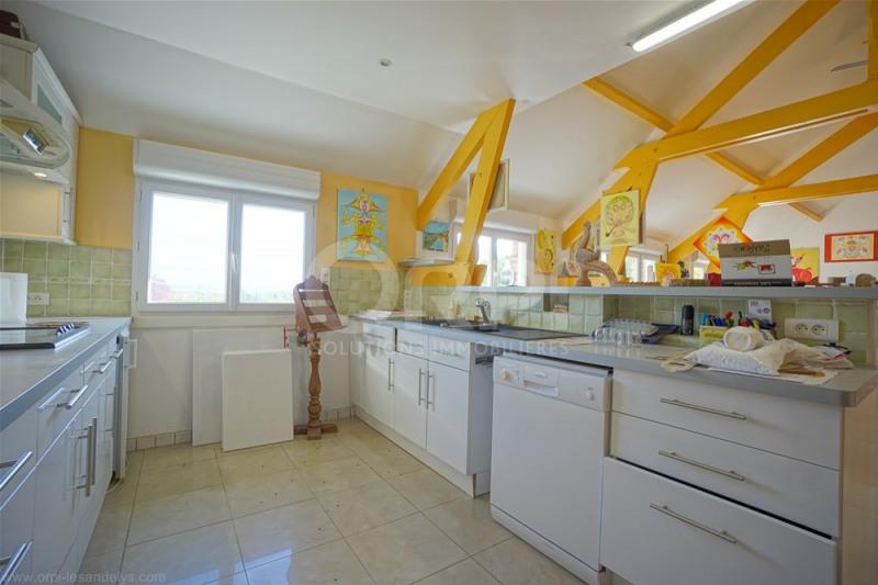 Sale house / villa Lyons la foret 365000€ - Picture 12