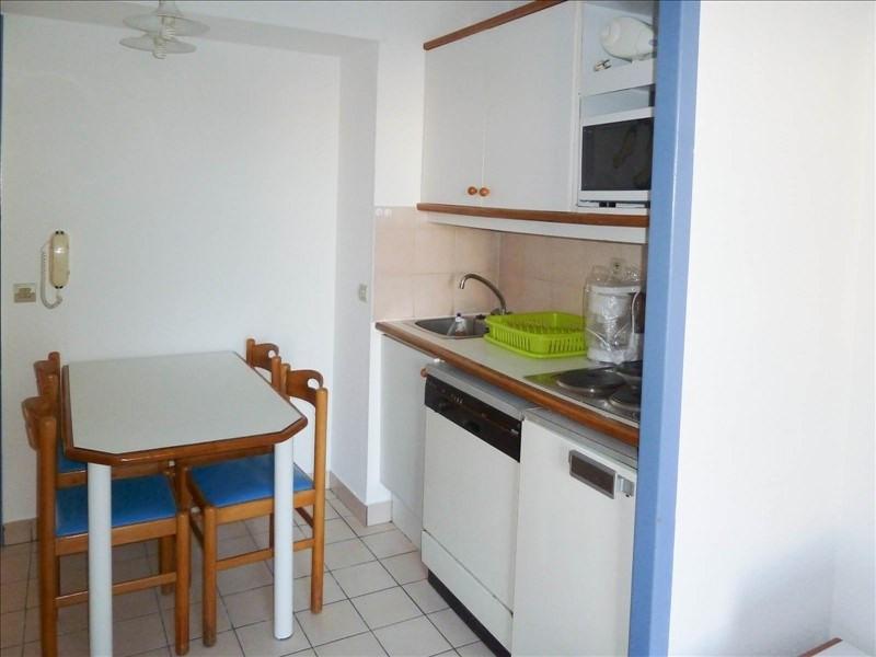 Verkoop  appartement Talmont st hilaire 65400€ - Foto 3
