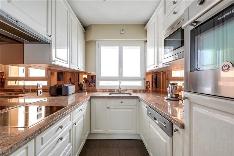 Revenda residencial de prestígio apartamento Paris 15ème 1820000€ - Fotografia 4