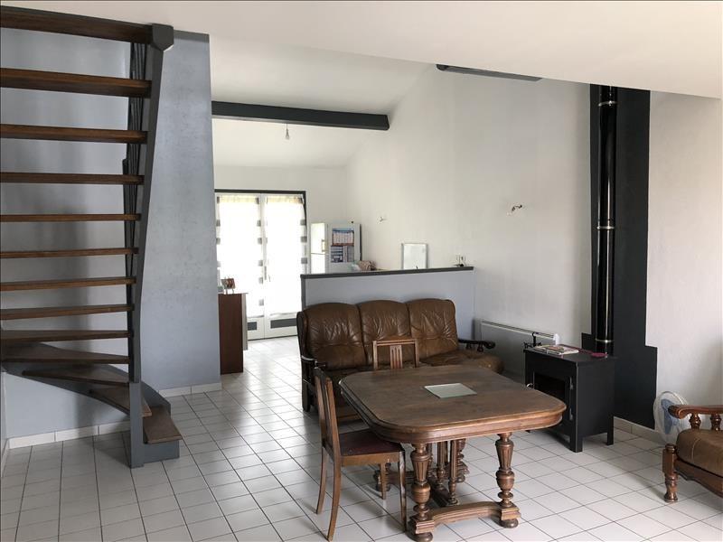 Sale house / villa Jallais 145570€ - Picture 4