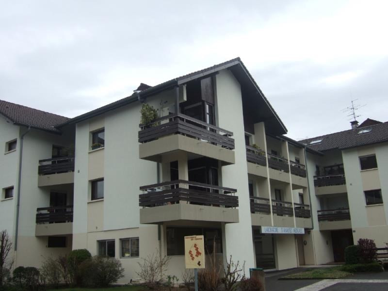 Rental apartment St jorioz 738€ CC - Picture 1