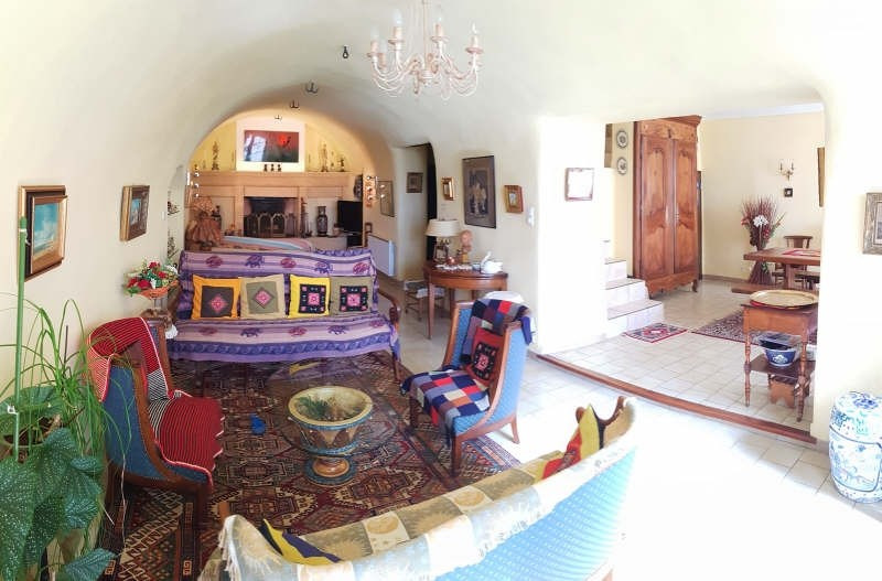 Vente maison / villa Rochemaure 350 000€ - Photo 2