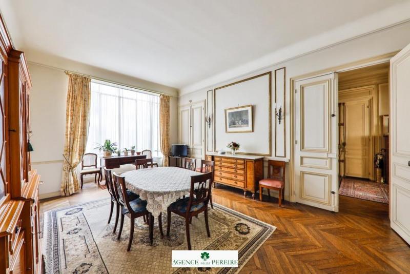 Vente de prestige appartement Paris 17ème 2588000€ - Photo 4