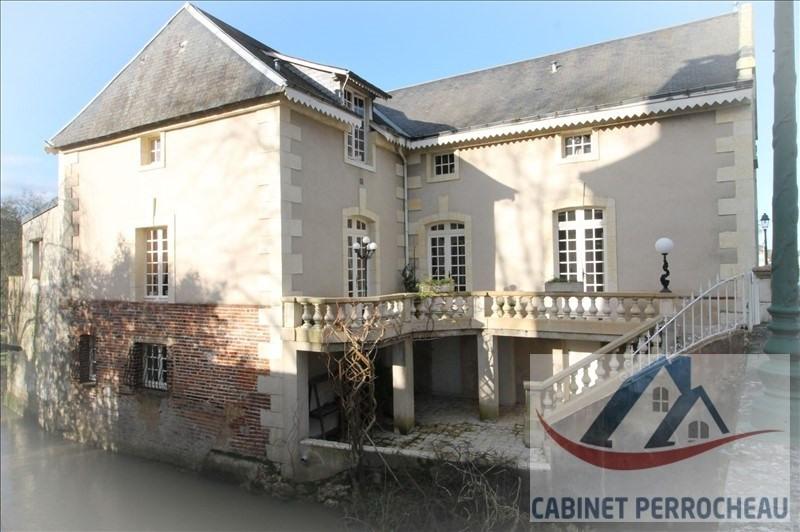 Sale house / villa Le mans 474500€ - Picture 2