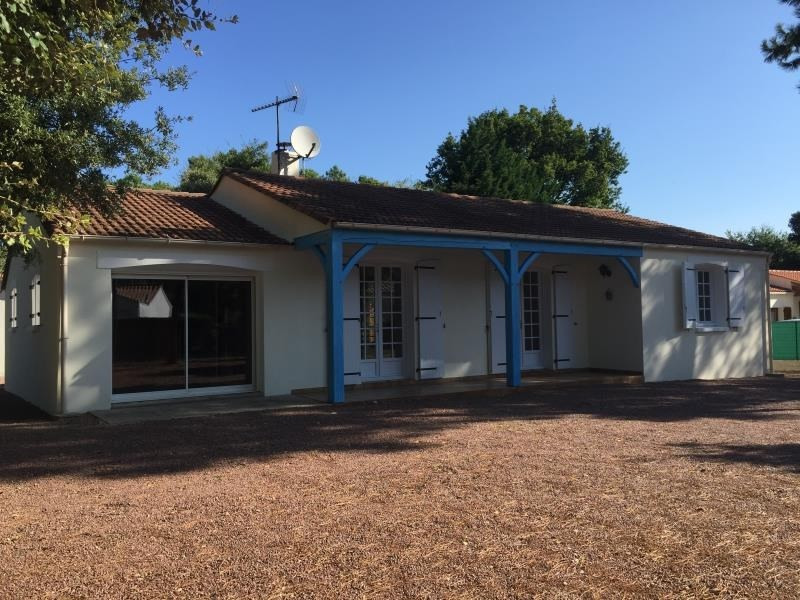 Vente maison / villa Jard sur mer 322400€ - Photo 1
