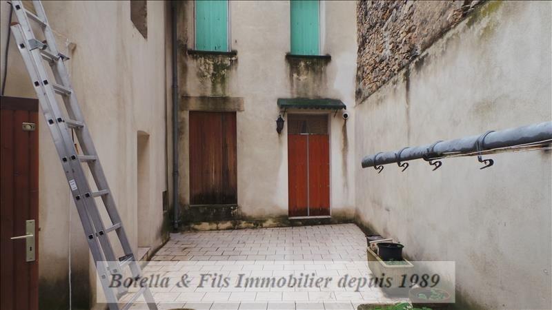 Prodotto dell' investimento appartamento Bagnols sur ceze 110000€ - Fotografia 8