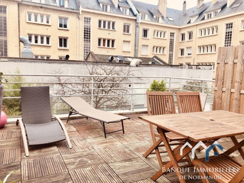 Sale apartment Caen 320 000€ - Picture 1