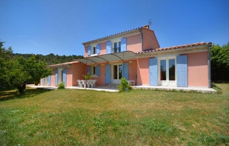 Sale house / villa Mormoiron 422000€ - Picture 1