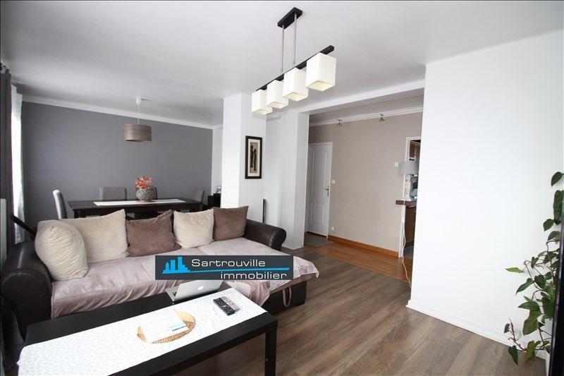 Vente appartement Sartrouville 189000€ - Photo 2