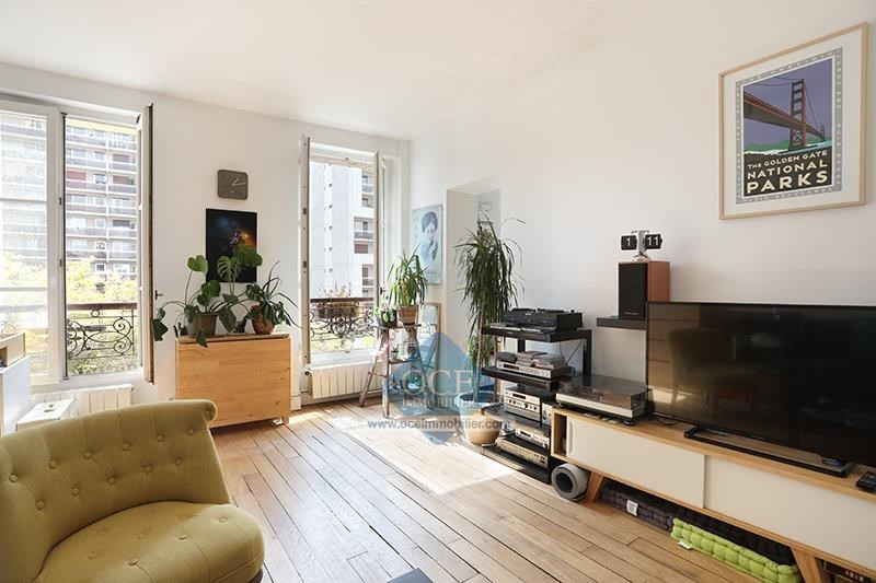 Vente appartement Paris 11ème 500000€ - Photo 5