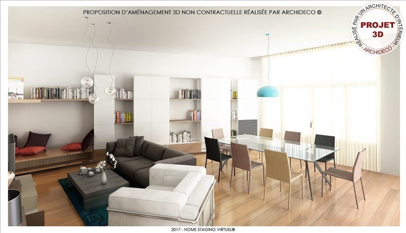 Sale loft/workshop/open plan Metz 305 000€ - Picture 2