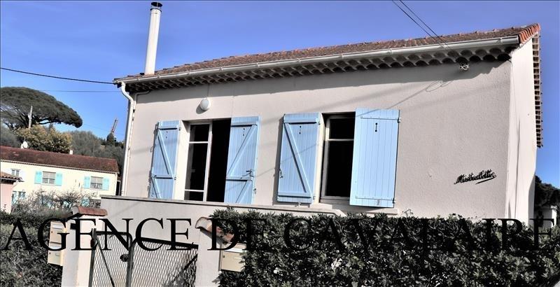 Vente maison / villa Cavalaire sur mer 440000€ - Photo 1