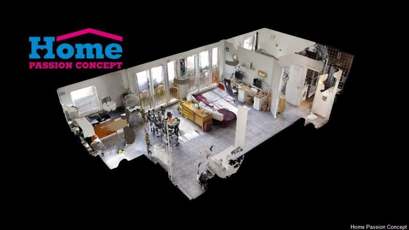 Sale apartment Suresnes 362500€ - Picture 5