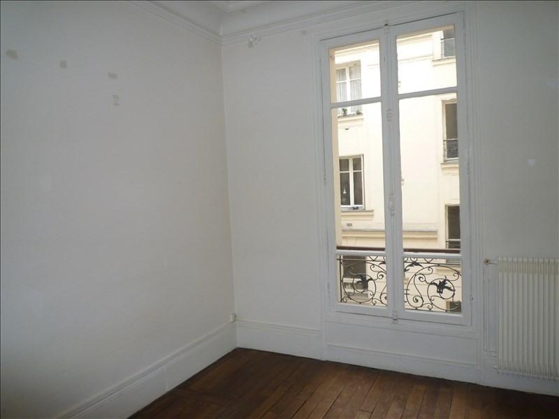 Rental apartment Paris 16ème 1144€ CC - Picture 5